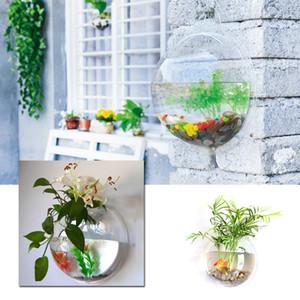 Tapeçaria Fish Bowl tanque do aquário Goldfish Bowl Recados Monte Fish Tank Planta de vaso Vaso de Flor Vaso Decoração