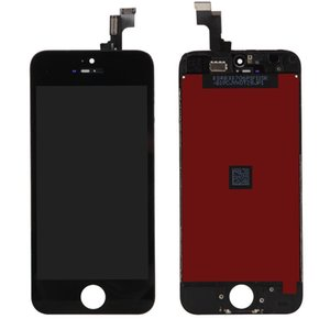 Cgjxs50pcs Lcd Display For Iphone 5 5c 5s Se Lcd Touch Screen With Digitizer Glass Assembly Replacement