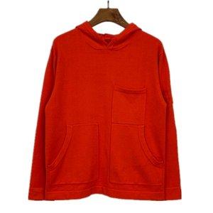 Topstoney 2020 Konng Gonng Mens 봄과 가을 패션 브랜드 스웨터 까마귀 남자 풀오버 코트 후드 스웨터 니트 스웨터