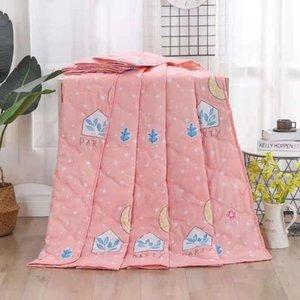 Haushalts 100% Polyester Erwachsene gedrucktes Sommer Mechanische Wash Quilt