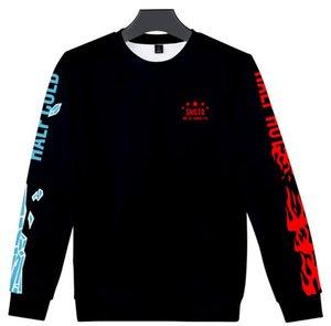 Hero College Character Service Print 3D Men O-Neck Sweatshirts Fashion Long Sleeve Sweatshirt Hot Sale Trendy Streetwear Clothes