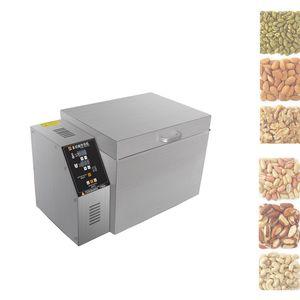 Üreticiler arz kalite fıstık Kavurma kahve fındık kavurma makinesi Kestane kavurma makinası