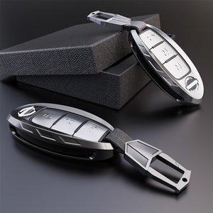 고품질의 자동차 키 커버 케이스를 들어 닛산 QASHQAI J10 J11 X 트레일 T31 T32 KIS Tiida 패스 파인더 무라노 참고 쥬크 인피니티