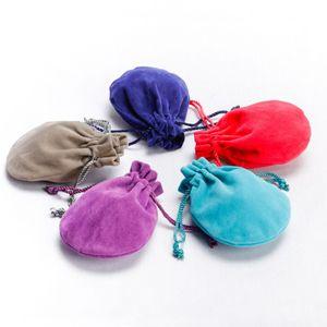 bolsa de cosméticos joyería de empaquetado del regalo de la franela de devolución de impuestos impuesto a la joyería bolsa de franela reembolso inconveniente