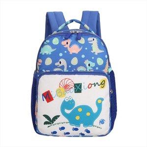 INSULAR niños muchachas de los bebés de los niños del bolso del modelo del dinosaurio Mochila Niño Animal niños mochilas escolares de dibujos animados Bolsas 45