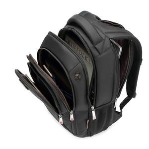 Designer-Casual Malas de Viagem Multifunction Nylon Negócios Backpack 15.6inch Laptop Backpack Waterproof Mochilas de computador