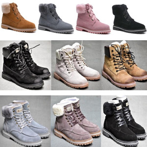 Luxury designer Women Winter booties Snow doc shoes Boots 2019 Australia wgg martin martens girl Dr sneakers chaussures snow ankle P8Ix#