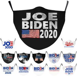 13 стиль творчества Джо Байдена маска Взрослые Чайлдс 2020 США Выборы Поставки маска для лица Keep America Great Trump Mouth маска HWD789