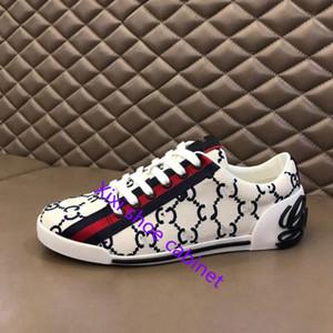 Gucci 2020 yepyeni en kaliteli Lüks Erkekler kadınlar Günlük Ayakkabılar Hakiki xshfbcl