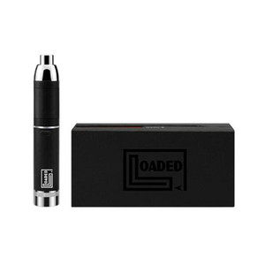 Authentic Yocan Loaded Start Kit Wax Dry Herb Vaporizer Pen 1400mah Battery 4 Colors Dual OR Quad Coil