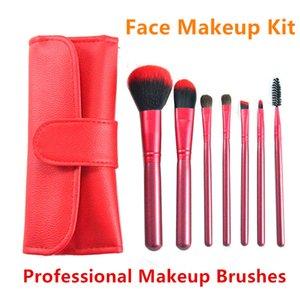 Professional Makeup Brushes Foundation Powder Blush Eyeshadow Concealer Lip Eye Face Makeup Brush Kit Cosmetics Beauty Tools