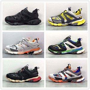 트리플 S 트랙 3 개 0.0 남성 아빠 스포츠 실행 신발 여성 혼합 색상 패션 벨트 할아버지 캐주얼 신발 Mz311134
