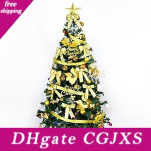 Winter Luxury 1 .8 Meter Tall Christmas Tree With Many Decorations And Light Separate Tree And Ornaments