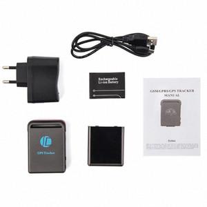 Мини Автомобильный GPS трекер TK-102 4 Bands Автомобиль Автомобиль GSM / GPRS / GPS Tracker Dropshipping ijJe #