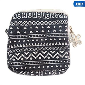 Мода девушки женщин Симпатичные Санитарные Pad Организатор кошелек держатель сумки Салфетка для хранения Косметические Чехол санитарные салфетки сумка