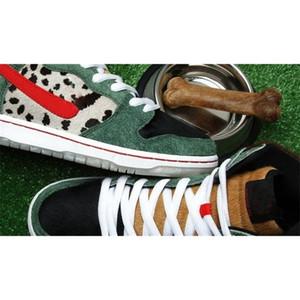 Dunk Hi Bota Walker Sb Pro Erkek Leopar Sneaker Erkek Süet Paten Ayakkabı Kadın Kaykay Bayan Basketbol için yüksek Üst Sneakers