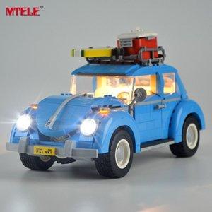 MTELE LED ضوء عدة للحصول على 10252 بيتل بناء الإضاءة مجموعة Compatile مع 21003 لعب الأطفال هدية (لا النموذجي)