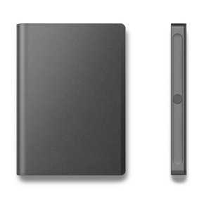 Meeting USB Rechargeable Fingerprint Lock Notebook Students With Thumbprint