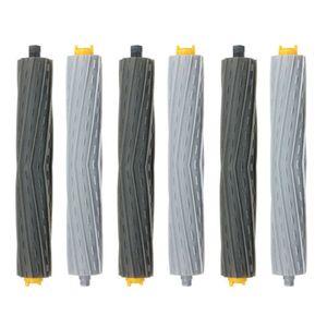 Роликовые резиновая щетка Vacuum Cleaner частей текстурированные IROBOT 800
