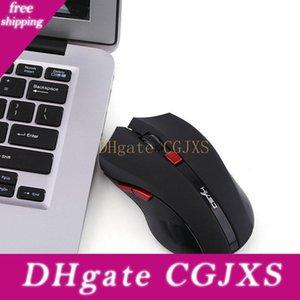 Hxsj X50 2 .4g Мыши Wireless Gaming Mouse Регулируемая 2400 Dpi С 6 Кнопки Эргономичный Optical офис Ноутбук ПК Ноутбук компьютер
