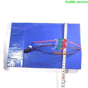Batterie ultra mince 36V 10Ah Lithium ion bateria électrique vélo 36V 10Ah + 2ACharger Mountain cyclomoteur scooter