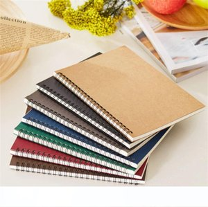 A5 120 Sheets Sketchbook Diary for Drawing Painting Graffiti Soft Cover Black Paper Sketch Book Memo Pad Notebook Office School Supplies Gif