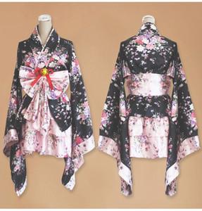 zEfAm Mitternachts Charme volles Kleid Cosplay Kleid Kleidung Kimono Animation Kleidung japanischer Satz roita Princess Lolita Kimono 5047