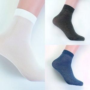 banho Gy61E Cotton Verão meias finas Mercerized 43Xq3 meias de banho de algodão meias pé mercerizado fina cor sólida dos homens de Verão dos homens de pé