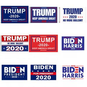 Biden Flaggen 90 * 150cm US-Präsident Wahl Flags Donald Trump Biden Harris Wahl Flagge DHL OWB1170