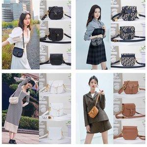 2020 newborn dioss BOBBY luxury womens girls designer classic flap bag Monograms Messenger Shoulder bag bumbag crossbody handbag 6lhP#