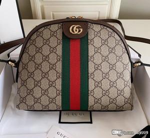 Nouveaux petit sac de l'épaule des femmes sac à bandoulière Ophidia des femmes 499621 K05NG 8745 sac à bandoulière taille qualité supérieure mode casual 23.5cm