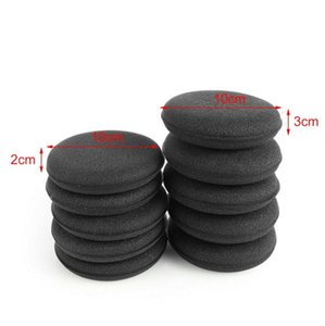 12Pcs Car Wax High Density Foam Sponge Polish Wax Applicator Cleaning Detailing Pads Kit Car Foam Cleaning Maintenance
