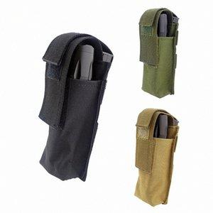 Tactical portatile durevole EMT Scissor Pouch Bag Small Knife Tenere Borsa escursione di campeggio della torcia pacchetto EKQ4 #