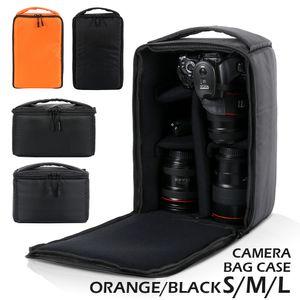 DSLR Camera Bag Multifunktionale wasserdichten Outdoor-Video Digital Carry Photo Tasche für Kamera Nikon Canon DSLR