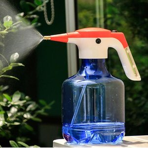 3L Large Capacity Electric Water Can Handheld Portable Long Mouth Household Agricultural Spray Bottle Car Cleaner Tool 4 Colors
