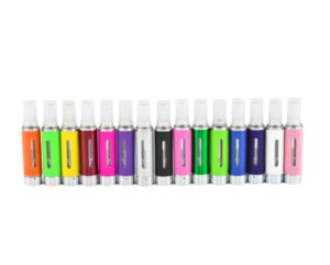 EVOD MT3 Atomizer E cigarette rebuildable bottom coil EVOD BCC clearomizer EVOD Atomizer tank vaporizer with multi colors DHL free shipping