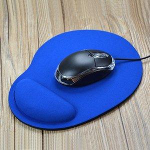 Bilek desteklerle El istirahat Fareler Pad Gaming ile Bilgisayar Notebook Klavye Mouse Mat için Bilek istirahat ile ucuz Mouse Pad
