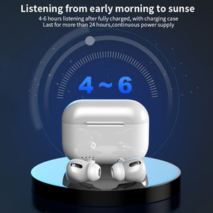 G1pro 5.0 TWS Wireless Bluetooth Auricolari Sport Touch Touch Earbuds Gaming Headset 3D Stereo Sound Earbuds Auricolare Tempo di riproduzione 4-6 ore