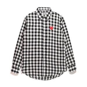 2020 горячих мужчин клетчатых рубашек женщины толстовка хип-хоп Япония Love печати куртка женских пальто Subtitle вишня вышивка