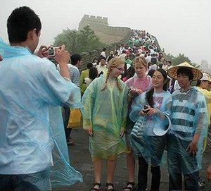 ao ar livre fornecimentos de viagens capa de chuva descartável calças ao ar livre curso chuva descartável Raincoat calças suprimentos chuva 5sCgH