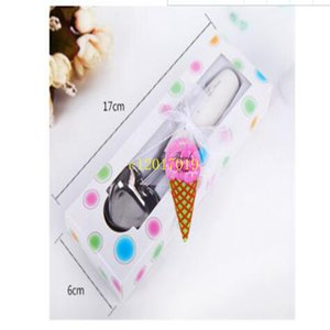 50pcs Scoop Of Love Ice Cream Spoon Wedding Party Favor Bridal Shower Guest Gift Presents Souvenirs