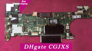 Para Lenovo Thinkpad T470 Laptop Placas base I5 -6300u IntelR HD Graphics 520 Fru 01hw539