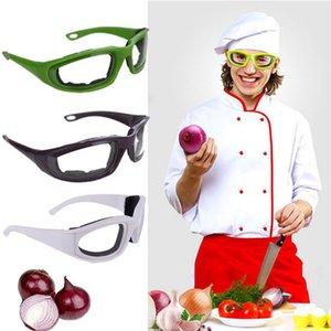 Cozinha Onion Goggles rasgo que corta o corte Chopping Mincing Acessórios de cozinha Tools Eye Protective Glasses Goggles Óculos de Protección