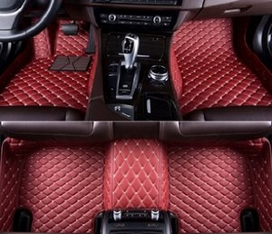 esteras del piso del coche para Audi A4, A4 Quattro, A4 allroad, RS4, S4 (B6, B7, B8, B9) 2003-2020