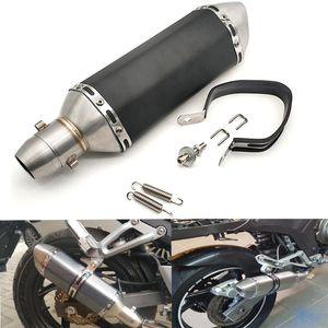 For K1200R K1200S k 1200 r K1200 S K1300S R GT Motorcycle exhaust pipe Exhaust Modify Motocross Muffler 51mm