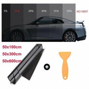 Uncut Janela Tint Rolo 35% VLT 10 Pés Início Comercial Auto Film Car Acessórios nJ3o #