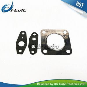 Комплект металла Турбокомпрессор RHV5 8980115293 8980115294 Турбо комплекты прокладок VIEZ VBD30013 для Isuzu D-MAX 3.0 CRD 163л.с. 4JJ1-TC 2007- Zc0x #