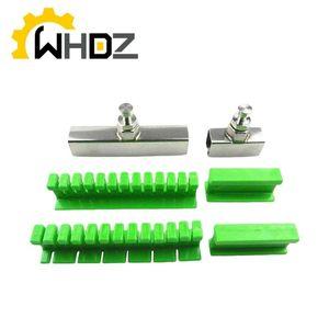 Dent Caroccería reparación Paintless del tirador Kit Automotive Juego de herramientas verde