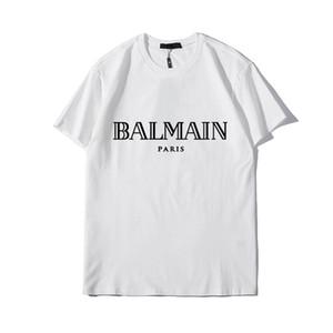 Nouveau 2019 Designers shirt des hommes d'été grande taille à manches courtes T-shirt en coton imprimé lait T-shirt 3D Concepteurs Vêtements fends Golf Tshi