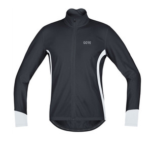 GORE winter fleece jacket cycling clothing mtb sportswear ropa outdoor bike racing apparel bicycle pro team
